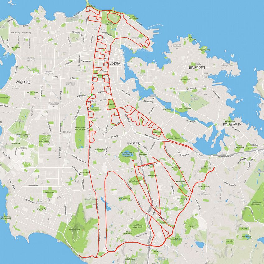 GPS kaelkirjak