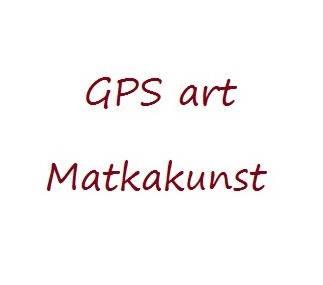 GPS matkakunst
